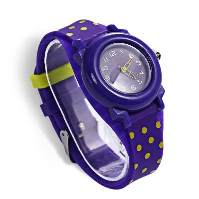 OSD 710 Children Quartz WatchKids Watches<br>OSD 710 Children Quartz Watch<br><br>Band Length: 8.07 inch<br>Band Material Type: Silicone<br>Band Width: 20mm<br>Case material: Plastic<br>Case Shape: Round<br>Clasp type: Pin Buckle<br>Dial Diameter: 1.18 inch<br>Dial Display: Analog<br>Dial Window Material Type: Glass<br>Gender: Children<br>Movement: Quartz<br>Package Contents: 1 x Watch<br>Package Size(L x W x H): 25.00 x 7.00 x 2.00 cm / 9.84 x 2.76 x 0.79 inches<br>Package weight: 0.047 kg<br>Product Size(L x W x H): 24.00 x 3.50 x 1.00 cm / 9.45 x 1.38 x 0.39 inches<br>Product weight: 0.025 kg<br>Style: Sport<br>Water Resistance Depth: 30m