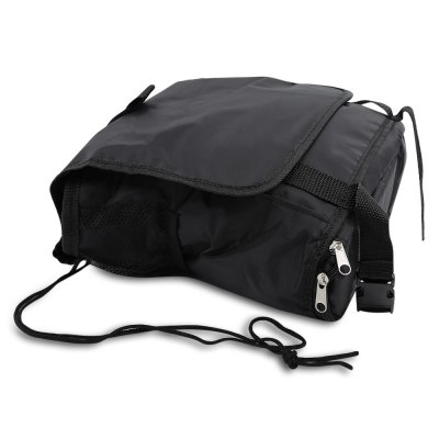 Car Seat Back Insulated Storage Bag
