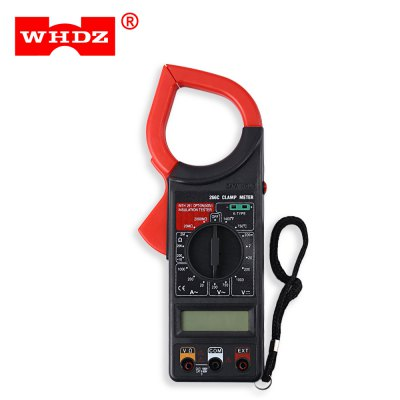 WHDZ 266C Digital Clamp Meter
