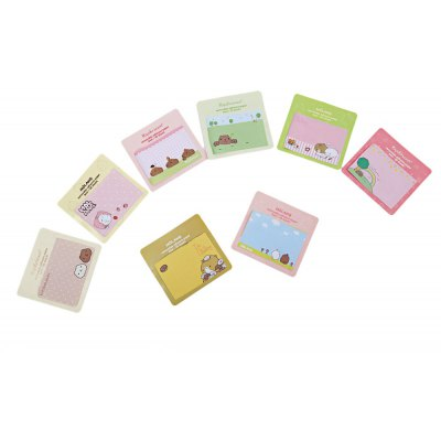 Post-it Sticky Notes Bookmark Marker Flags Index Tab