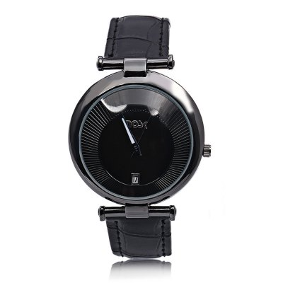 NOSK 8013 Male Quartz WatchMens Watches<br>NOSK 8013 Male Quartz Watch<br><br>Band Length: 7.87 inch<br>Band Material Type: Leather<br>Band Width: 20mm<br>Case material: Alloy<br>Case Shape: Round<br>Clasp type: Pin Buckle<br>Dial Diameter: 1.77 inch<br>Dial Display: Analog<br>Dial Window Material Type: Glass<br>Feature: Luminous, Date<br>Gender: Men<br>Movement: Quartz<br>Package Contents: 1 x Watch<br>Package Size(L x W x H): 26.00 x 5.50 x 2.00 cm / 10.24 x 2.17 x 0.79 inches<br>Package weight: 0.070 kg<br>Product Size(L x W x H): 25.00 x 5.00 x 1.00 cm / 9.84 x 1.97 x 0.39 inches<br>Product weight: 0.046 kg<br>Style: Business