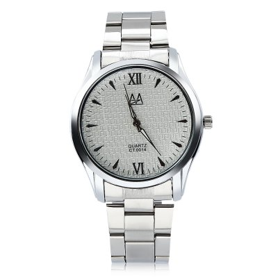 Zuimeier CT0014 Male Quartz WatchMens Watches<br>Zuimeier CT0014 Male Quartz Watch<br><br>Band Length: 8.27 inch<br>Band Material Type: Stainless Steel<br>Band Width: 20mm<br>Case material: Alloy<br>Case Shape: Round<br>Clasp type: Folding Clasp<br>Dial Diameter: 1.57 inch<br>Dial Display: Analog<br>Dial Window Material Type: Glass<br>Gender: Men<br>Movement: Quartz<br>Package Contents: 1 x Watch<br>Package Size(L x W x H): 12.00 x 6.00 x 2.00 cm / 4.72 x 2.36 x 0.79 inches<br>Package weight: 0.107 kg<br>Product Size(L x W x H): 25.00 x 4.50 x 1.00 cm / 9.84 x 1.77 x 0.39 inches<br>Product weight: 0.083 kg<br>Style: Business