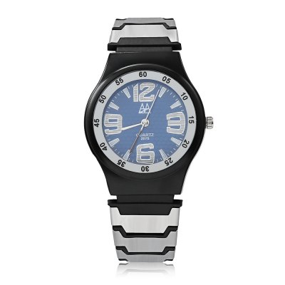 Zuimeier 2075 Male Quartz WatchMens Watches<br>Zuimeier 2075 Male Quartz Watch<br><br>Band Length: 8.27 inch<br>Band Material Type: PVC, Stainless Steel<br>Band Width: 20mm<br>Case material: Alloy<br>Case Shape: Round<br>Clasp type: Pin Buckle<br>Dial Diameter: 1.38 inch<br>Dial Display: Analog<br>Dial Window Material Type: Glass<br>Gender: Men<br>Movement: Quartz<br>Package Contents: 1 x Watch<br>Package Size(L x W x H): 26.00 x 5.50 x 1.00 cm / 10.24 x 2.17 x 0.39 inches<br>Package weight: 0.060 kg<br>Product Size(L x W x H): 25.50 x 4.00 x 0.70 cm / 10.04 x 1.57 x 0.28 inches<br>Product weight: 0.038 kg<br>Style: Business
