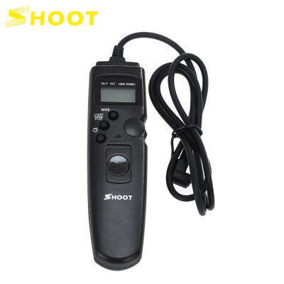 SHOOT TC - 30 Timer Shutter Release Remote Control