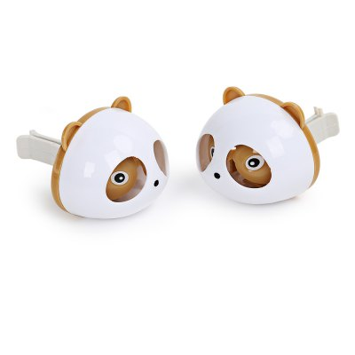 Pair of Car Cute Panda Perfume Box Creative DecorationOther Car Gadgets<br>Pair of Car Cute Panda Perfume Box Creative Decoration<br><br>Package Contents: 2 x Automobile Panda Perfume Box, 2 x Clip<br>Package Size(L x W x H): 20.00 x 7.50 x 2.50 cm / 7.87 x 2.95 x 0.98 inches<br>Package weight: 0.0420 kg<br>Product weight: 0.0130 kg