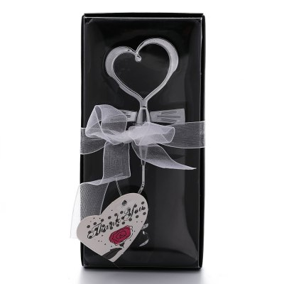 Red Wine Corkscrew with Heart PatternOpeners<br>Red Wine Corkscrew with Heart Pattern<br><br>Metal Type: Zinc Alloy<br>Openers Type: Bottle Openers, Wine Openers<br>Package Contents: 1 x Bottle Opener<br>Package Size(L x W x H): 6.80 x 14.50 x 2.20 cm / 2.68 x 5.71 x 0.87 inches<br>Package weight: 0.0820 kg<br>Product weight: 0.0440 kg