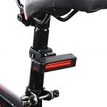 Rechargeable Bike Accessory Tail Light