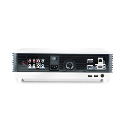 LED - 96 + LCD Projector