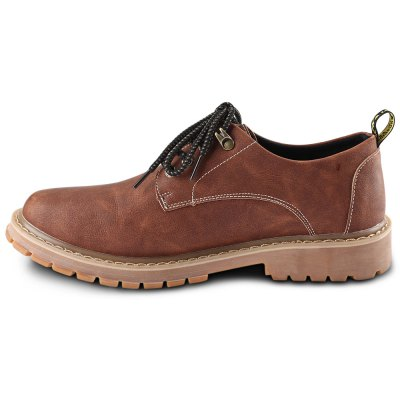 Oversize Toe Men British Style ShoesCasual Shoes<br>Oversize Toe Men British Style Shoes<br><br>Available Size: 40, 41, 42, 43, 44<br>Closure Type: Lace-Up<br>Embellishment: None<br>Gender: For Men<br>Occasion: Casual<br>Outsole Material: Rubber<br>Package Contents: 1 x Pair of Men Shoes<br>Pattern Type: Solid<br>Season: Spring/Fall<br>Shoe Width: Medium(B/M)<br>Toe Shape: Round Toe<br>Toe Style: Closed Toe<br>Upper Material: Leather<br>Weight: 0.8000kg