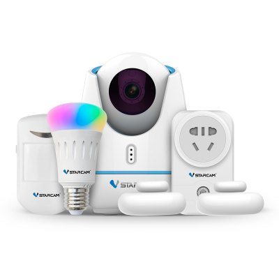 VStarcam E27 1080P Night Vision WiFi IP Camera Set