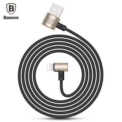 Baseus T-type 8 Pin Magnet Wire ( Side Insert ) for iPhone 1M