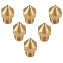 Anet 3D Printer Part Extruder Brass Nozzle Head