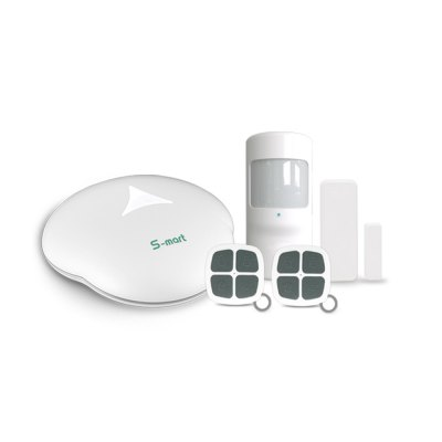 GS - S3 WiFi PSTN Home Alarm System