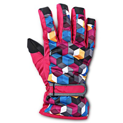 BENICE Paired Unisex Warm Protection Water Resistant Gloves