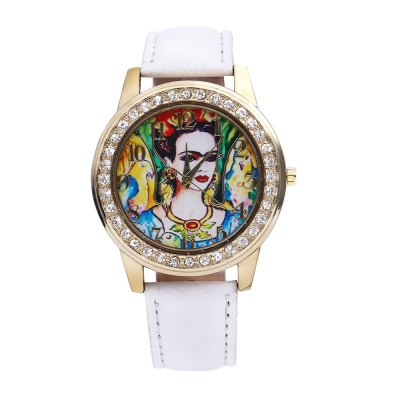 Female Quartz Exquisite Pattern Dial WatchWomens Watches<br>Female Quartz Exquisite Pattern Dial Watch<br><br>Band Length: 8.55 inch<br>Band Material Type: Leather<br>Band Width: 20mm<br>Case material: Alloy<br>Case Shape: Round<br>Clasp type: Pin Buckle<br>Dial Diameter: 1.65 inch<br>Dial Display: Analog<br>Dial Window Material Type: Glass<br>Gender: Women<br>Movement: Quartz<br>Package Contents: 1 x Watch<br>Package Size(L x W x H): 24.00 x 5.50 x 1.50 cm / 9.45 x 2.17 x 0.59 inches<br>Package weight: 0.0540 kg<br>Product Size(L x W x H): 24.50 x 4.50 x 1.00 cm / 9.65 x 1.77 x 0.39 inches<br>Product weight: 0.0320 kg<br>Style: Fashion &amp; Casual