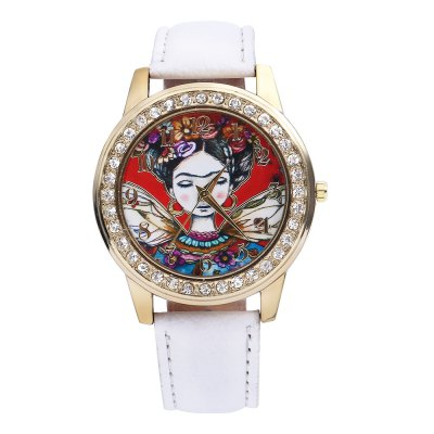 Women Quartz Exquisite Pattern Dial WatchWomens Watches<br>Women Quartz Exquisite Pattern Dial Watch<br><br>Band Length: 7.88 inch<br>Band Material Type: Leather<br>Band Width: 20mm<br>Case material: Alloy<br>Case Shape: Round<br>Clasp type: Pin Buckle<br>Dial Diameter: 1.65 inch<br>Dial Display: Analog<br>Dial Window Material Type: Glass<br>Gender: Women<br>Movement: Quartz<br>Package Contents: 1 x Watch<br>Package Size(L x W x H): 24.00 x 5.50 x 1.50 cm / 9.45 x 2.17 x 0.59 inches<br>Package weight: 0.0560 kg<br>Product Size(L x W x H): 24.50 x 4.50 x 1.00 cm / 9.65 x 1.77 x 0.39 inches<br>Product weight: 0.0340 kg<br>Style: Fashion &amp; Casual