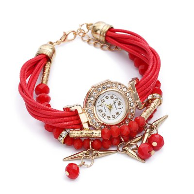 FULAIDA Chic Female Quartz WatchWomens Watches<br>FULAIDA Chic Female Quartz Watch<br><br>Band Length: 9.06 inch<br>Band Material Type: Fabric<br>Band Width: 20mm<br>Case material: Alloy<br>Case Shape: Round<br>Dial Diameter: 1.11 inch<br>Dial Display: Analog<br>Dial Window Material Type: Glass<br>Gender: Women<br>Movement: Quartz<br>Package Contents: 1 x Watch<br>Package Size(L x W x H): 19.50 x 5.50 x 2.00 cm / 7.68 x 2.17 x 0.79 inches<br>Package weight: 0.055 kg<br>Product Size(L x W x H): 23.00 x 3.00 x 1.00 cm / 9.06 x 1.18 x 0.39 inches<br>Product weight: 0.033 kg<br>Style: Fashion &amp; Casual