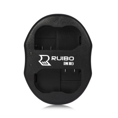RUIBO EN - EL15 USB Dual Battery Charger