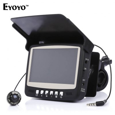 Eyoyo 15M 1000TVL Underwater Fish Finder Fishing Camera