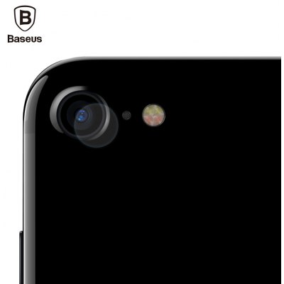 Baseus 2pcs Lens Toughened Glass Film for iPhone 7 0.2mm