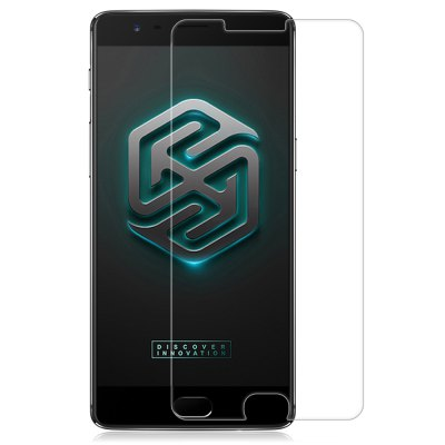 NILLKIN H + PRO Tempered Glass Film Set for OnePlus 3Screen Protectors<br>NILLKIN H + PRO Tempered Glass Film Set for OnePlus 3<br><br>Package Contents: 1 x Screen Tempered Glass Film, 1 x Camera Tempered Glass Film, 1 x Assistive Tools Set<br>Package Size(L x W x H): 18.80 x 11.00 x 1.40 cm / 7.4 x 4.33 x 0.55 inches<br>Package weight: 0.1100 kg<br>Product weight: 0.0080 kg