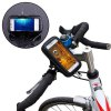 cheap Water Proof Rotating Bicycle Bike Mount Handle Bar Holder Case for Apple iPhone 6 Plus Samsung Galaxy S4 S6 Edge etc.