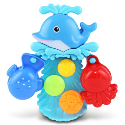 Baby Squirt Water Bath Toy Set