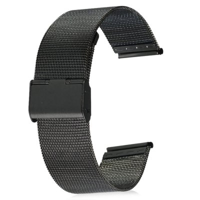 20mm Stainless Steel Mesh Watch Strap