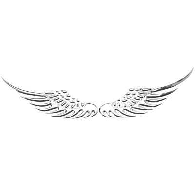 3D Car Personalized Wing Sticker