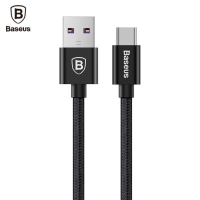 Baseus Speed QC Cable Type-C 5A Quick Charging Data Cord 1M