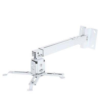 Extending Ceiling Adjustable Height Projector MountProjectors<br>Extending Ceiling Adjustable Height Projector Mount<br><br>Package Contents: 1 x Extending Ceiling Adjustable Height Projector Mount, 1 x Set of Installation Accessories<br>Package Size(L x W x H): 35.00 x 12.00 x 5.60 cm / 13.78 x 4.72 x 2.2 inches<br>Package weight: 1.4030 kg<br>Product weight: 1.2830 kg