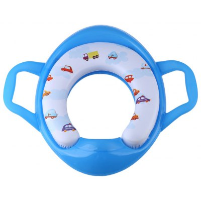 Mambobaby Comfortable Soft Cartoon Toilet Training Cushion