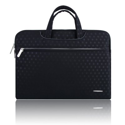 SSIMOO S818 2 in 1 Dot Pattern Laptop Bag for MacBook 11 / 12 inch