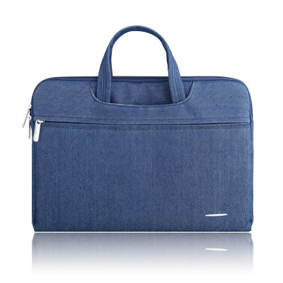 SSIMOO 2 in 1 Jean Fabric Sleeve for MacBook 11 / 12 inch