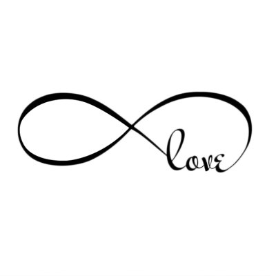 Removable Word Love Wall Sticker
