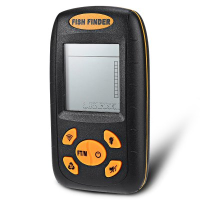 Wire Fish Finder Portable Sonar Echo Sounder