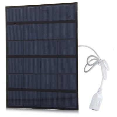 3.5W 6V Solar Panel Power Bank Charger
