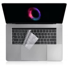 SSIMOO Keyboard Protective Skin for MacBook Pro 13 / 15 inch
