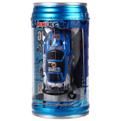 1 : 63 Coke Can Mini RC Racing Car