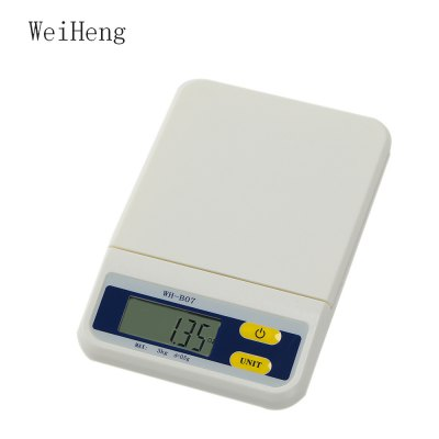WeiHeng WH - B07 3kg / 0.5g Electronic Kitchen Scale