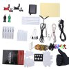 Solong Beginner Tattoo Kit Rotary Machine Guns Power Supply 11027