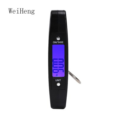 WeiHeng WH - A09L 50kg / 10g LCD Electronic Scale