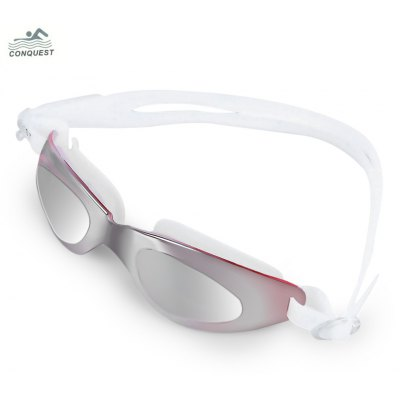 Conquest Adult Anti-fog UV Protection Swimming Glasses