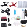 Complete Tattoo Kit Professional 2 Rotary Motor Machine Guns 11027