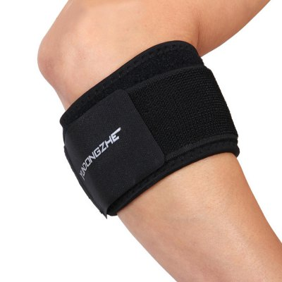 YUNDONGZHE Hand Elbow Guard Loop Support Band