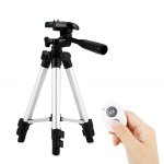 HM311A 360 Degree Camera Tripod with Remote Controller