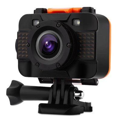 1080P WiFi 30M Underwater Action Camera