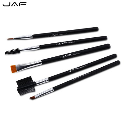 JAF 5pcs Makeup Brush Set