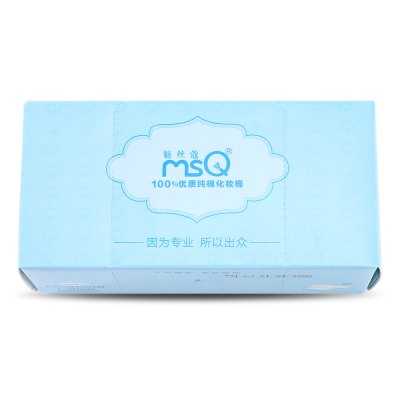 MSQ 50pcs Pure Cotton Pads SuitMakeup Brushes &amp; Tools<br>MSQ 50pcs Pure Cotton Pads Suit<br><br>Item Type: Makeup Tool Kits<br>Package Content: 50 x Cotton Pad<br>Package size (L x W x H): 13.00 x 7.00 x 6.00 cm / 5.12 x 2.76 x 2.36 inches<br>Package weight: 0.0550 kg<br>Product size (L x W x H): 12.50 x 6.20 x 5.10 cm / 4.92 x 2.44 x 2.01 inches<br>Product weight: 0.0430 kg