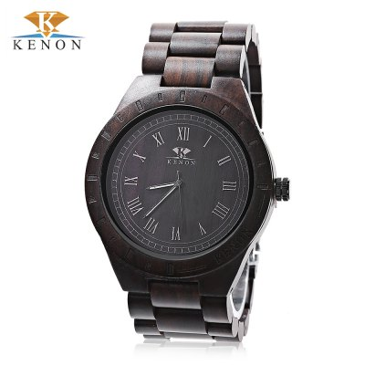 K KENON Men Quartz Watch